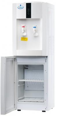 Кулер для воды c холодильником SMixx 16L-B/E белый