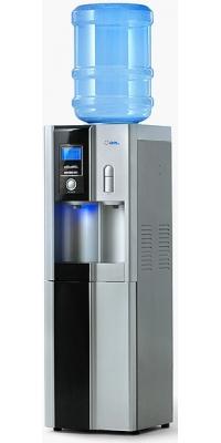 Кулер для воды LC-AEL-180B LCD