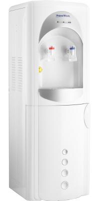 Кулер для воды Aqua Work 28-L-B/B серебристый