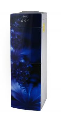 Кулер для воды Aqua Well 2-JX-5 ПКC  Синий флю