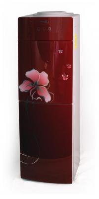 Кулер для воды с холодильником Aqua Well 2-JXC-5 ПКX red