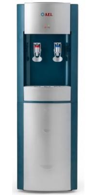 Напольный кулер для воды LD-AEL28 MARENGO/SILVER