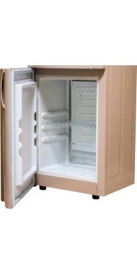 Кулер для воды с холодильником Aqua Work 28-L-B/B бежево-золотой