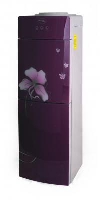 Кулер для воды Aqua Well 2-JXD-5 ПЭ фиолетовый