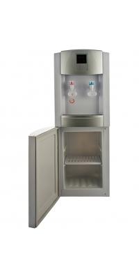 Кулер для воды напольный Bioray WD 3321 M бело-серебристый
