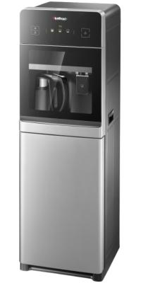 Кулер для воды напольный с нижней загрузкой  Hotfrost 350ANET silver