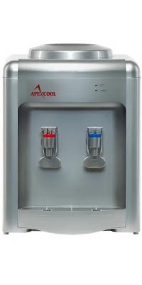 Настольный кулер для  воды APEXCOOL 36TD серебристый