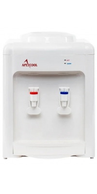Настольный кулер для  воды APEXCOOL 36TD белый