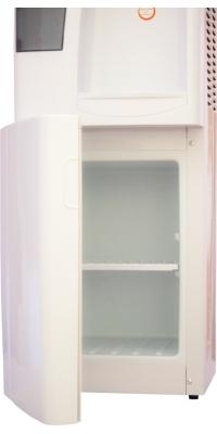 Кулер напольный для воды Aqua Work 3-W белый