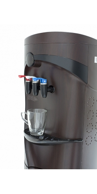 Кулер для воды со шкафчиком HotFrost V760C wood