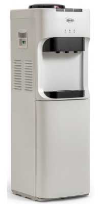Кулер для воды напольный с электронным охлаждением Vatten V45WE
