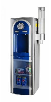 Кулер со шкафчиком Ecocenter G-F4EC темно-синий