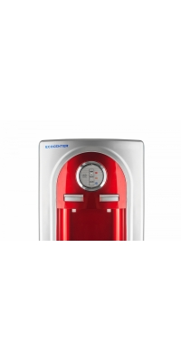 Кулер со шкафчиком Ecocenter G-F4EC красный