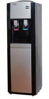 Кулер для воды с холодильником LC-AEL-58В BLACK/SILVER