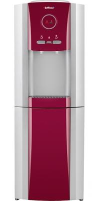 Кулер для воды со шкафчиком HotFrost V730 CES red
