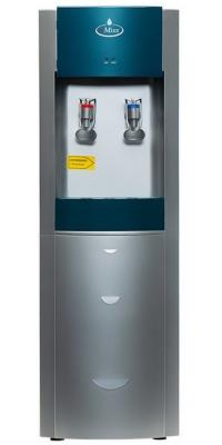 Кулер для воды SMixx 89 LD голубойс серебром