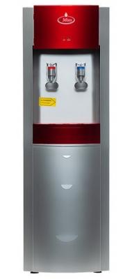 Кулер для воды SMixx 89 LD красный с серебром