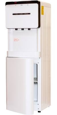 Кулер для воды компрессорный Aqua Work V908 белый