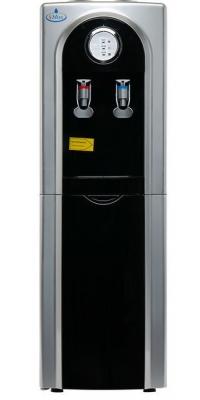 Кулер для воды SMixx 95 L черный с серебром