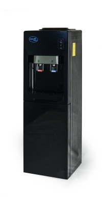 Кулер для воды Aqua Well 1.5-JXD-1-ПЭ черный