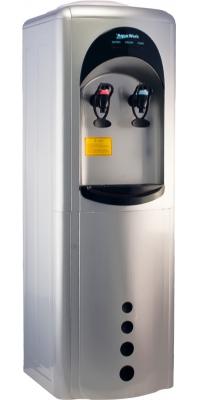 Кулер для воды  с компрессорным охлаждением Aqua Work 16-L/HLN silver