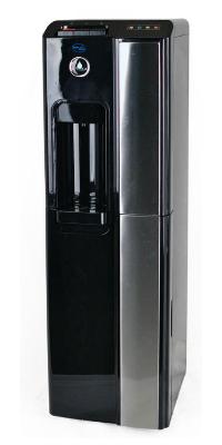Кулер Aqua Well HC56L-UFD black - нижняя загрузка