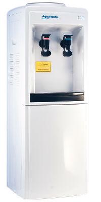 Кулер для воды  без охлаждения Aqua Work 0.7-LK/B