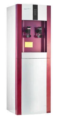 Кулер для воды с компрессорным охлаждем Aqua Work 16L/EN серебристо-красный