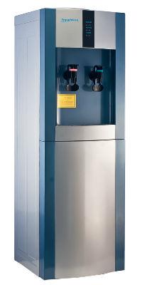 Кулер для воды с компрессорным охлаждением Aqua Work 16L/EN синий