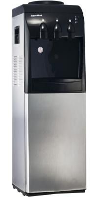 Кулер для воды с холодильником Aqua Work 833-S-B