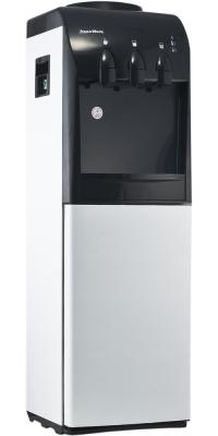 Кулер для воды Aqua Work 833-S-B Карбон белый