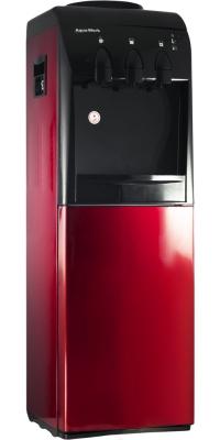Кулер для воды Aqua Work 833-S-B Алмазы красный