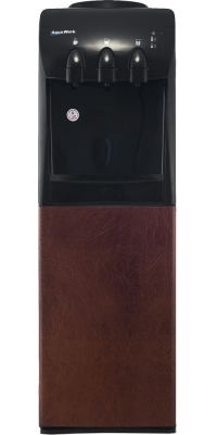 Aqua Work 833-S-B в коричневой коже