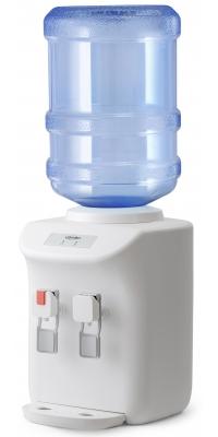 Кулер для  воды Vatten D27WE нажим кружкой