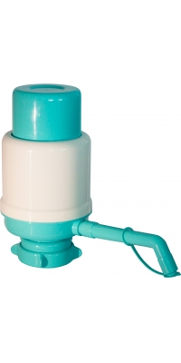 Помпа для воды Dolphin бирюза