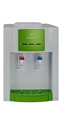 Кулер для воды BIORAY WD 3404E White-Green