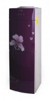 Кулер для воды с холодильником Aqua Well 2-JXC-5 ПКX фиолетовый