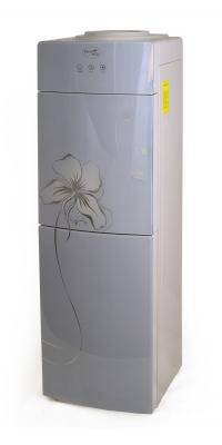 Кулер для воды с холодильником Aqua Well 2-JXC-5 ПКX -серый