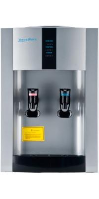 Кулер для воды Aqua Work 16-T/EN серебро