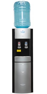 Кулер для воды SMixx 89 LD черный с серебром
