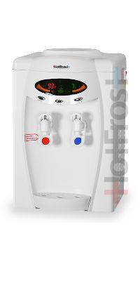 Настольный кулер для воды  с дисплеем Hotfrost D208 T