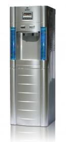 Кулер для воды с холодильником Bioray WD 3246 M silver