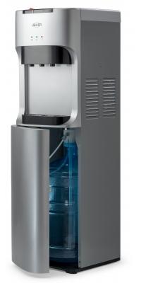 Кулер для воды Vatten L45SK серебристый