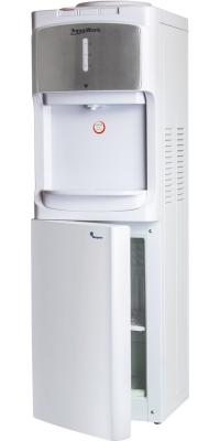 Кулер  c холодильником Aqua Work R83-B белый