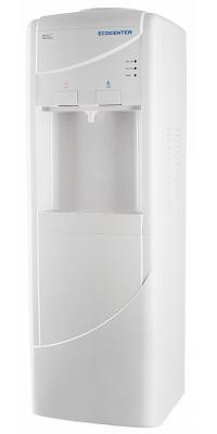 Кулер для воды напольный с компрессорным охлаждением Ecocenter T-F8