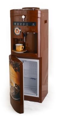 Кулер для воды с холодильником Aqua Well TC-101