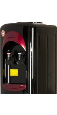 Кулер aquawork 16 l/hln black-red