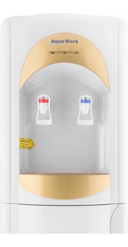 Кулер для воды Aqua Work 28-L-B/B золотистый